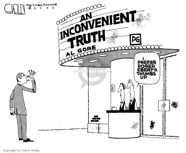 Steve Kelley  Steve Kelley's Editorial Cartoons 2006-05-26 criticism