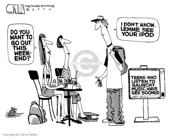 Steve Kelley  Steve Kelley's Editorial Cartoons 2006-08-08 female