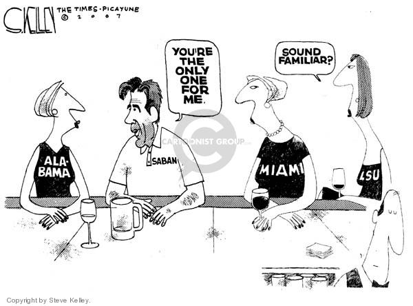 Steve Kelley  Steve Kelley's Editorial Cartoons 2007-01-05 integrity