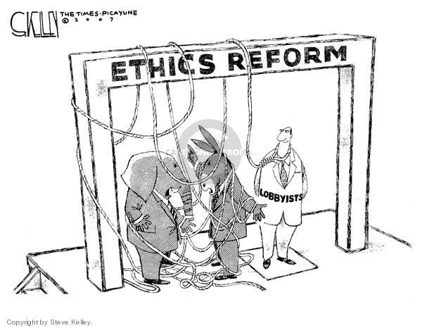 Steve Kelley  Steve Kelley's Editorial Cartoons 2007-01-19 distraction