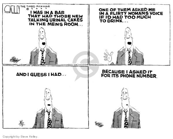 Steve Kelley  Steve Kelley's Editorial Cartoons 2007-02-16 telephone number