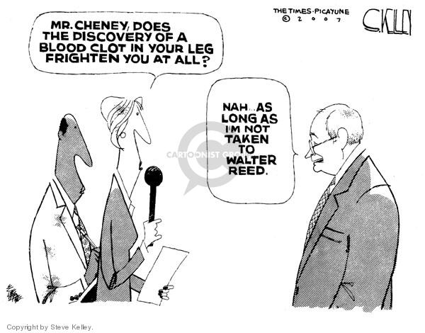 Steve Kelley  Steve Kelley's Editorial Cartoons 2007-03-06 vice