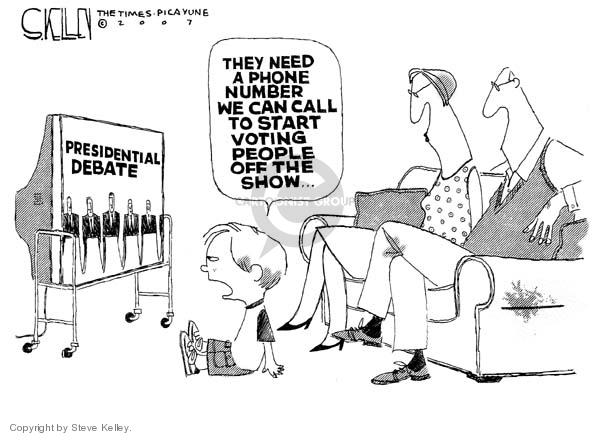 Steve Kelley  Steve Kelley's Editorial Cartoons 2007-05-06 telephone number