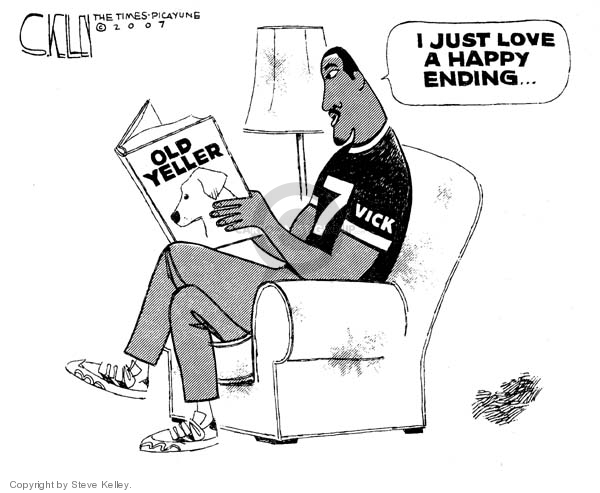Cartoonist Steve Kelley  Steve Kelley's Editorial Cartoons 2007-07-21 book