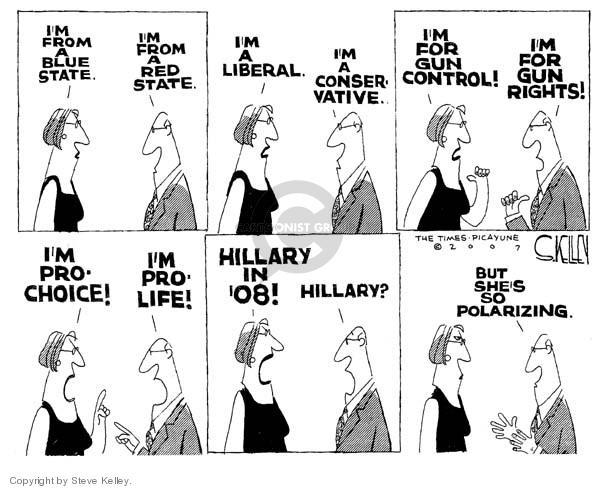 Cartoonist Steve Kelley  Steve Kelley's Editorial Cartoons 2007-08-20 red