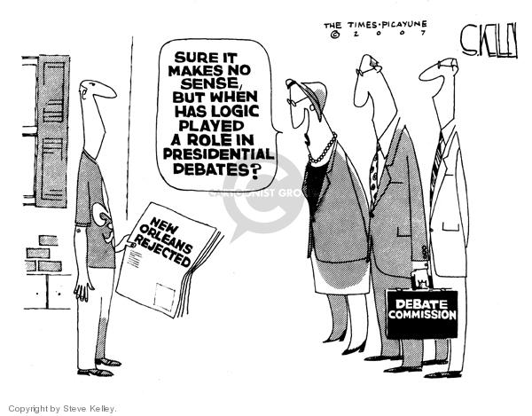 Steve Kelley  Steve Kelley's Editorial Cartoons 2007-11-21 selection