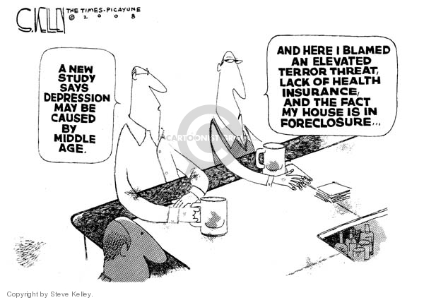 Cartoonist Steve Kelley  Steve Kelley's Editorial Cartoons 2008-02-01 middle
