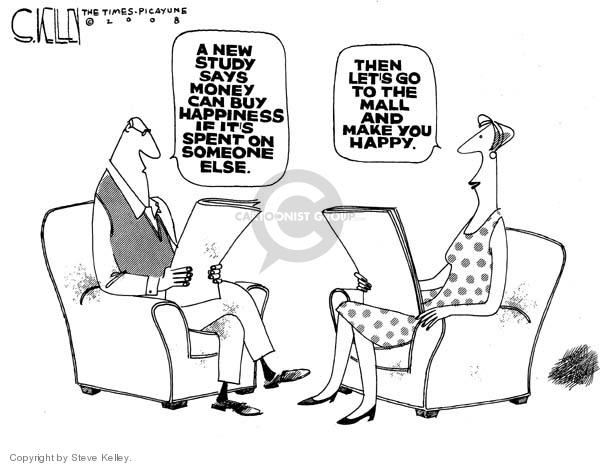 Cartoonist Steve Kelley  Steve Kelley's Editorial Cartoons 2008-03-21 mental