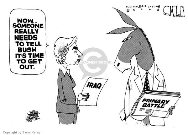 Steve Kelley  Steve Kelley's Editorial Cartoons 2008-04-02 selection
