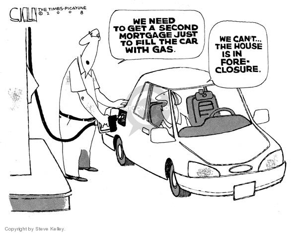 Cartoonist Steve Kelley  Steve Kelley's Editorial Cartoons 2008-04-10 energy