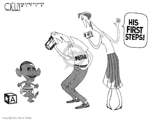 Steve Kelley  Steve Kelley's Editorial Cartoons 2008-07-23 Middle East