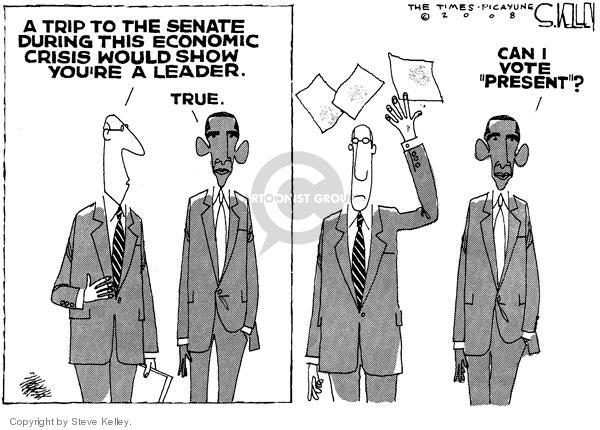 Steve Kelley  Steve Kelley's Editorial Cartoons 2008-09-26 stock market