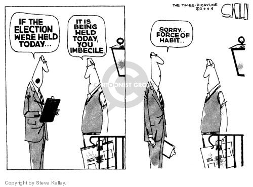 Steve Kelley  Steve Kelley's Editorial Cartoons 2004-11-02 2004