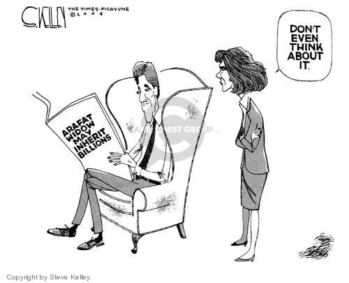Cartoonist Steve Kelley  Steve Kelley's Editorial Cartoons 2004-11-10 2004 election