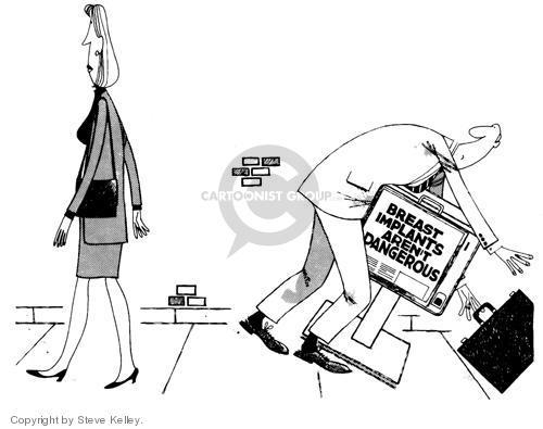 Steve Kelley  Steve Kelley's Editorial Cartoons 1999-01-01 female