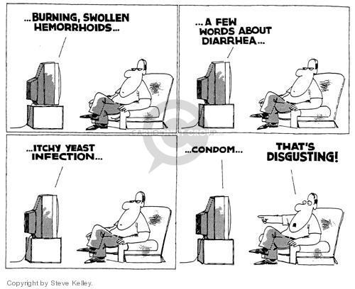 Cartoonist Steve Kelley  Steve Kelley's Editorial Cartoons 1999-01-01 infection