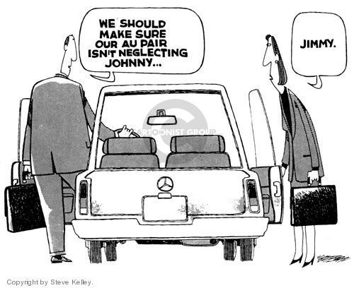 Steve Kelley  Steve Kelley's Editorial Cartoons 1999-01-01 parental