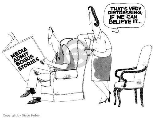 Steve Kelley  Steve Kelley's Editorial Cartoons 1999-01-01 integrity