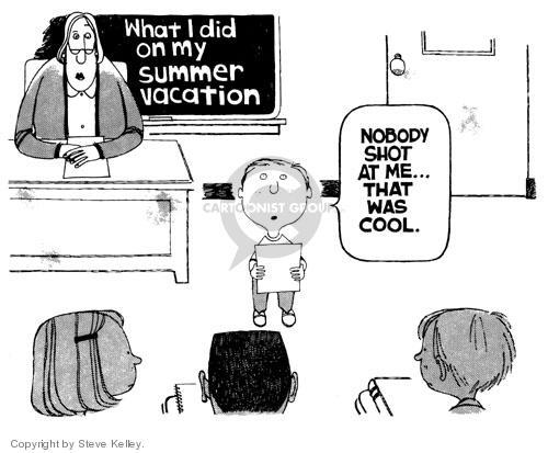 Cartoonist Steve Kelley  Steve Kelley's Editorial Cartoons 1999-01-01 summer