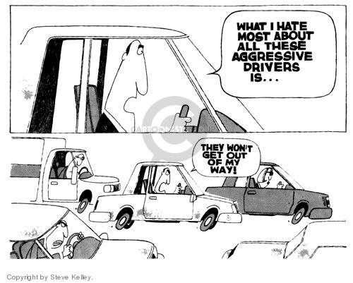 Cartoonist Steve Kelley  Steve Kelley's Editorial Cartoons 1999-01-01 drive