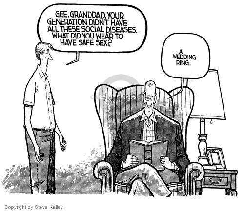 Cartoonist Steve Kelley  Steve Kelley's Editorial Cartoons 1999-01-01 generation