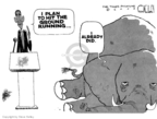 Cartoonist Steve Kelley  Steve Kelley's Editorial Cartoons 2008-11-09 2008 election