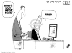 Cartoonist Steve Kelley  Steve Kelley's Editorial Cartoons 2008-11-20 401k