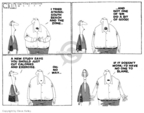 Cartoonist Steve Kelley  Steve Kelley's Editorial Cartoons 2009-02-27 fitness