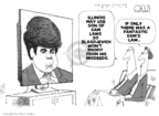Cartoonist Steve Kelley  Steve Kelley's Editorial Cartoons 2009-03-06 play