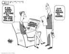 Cartoonist Steve Kelley  Steve Kelley's Editorial Cartoons 2009-03-23 401k