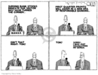 Cartoonist Steve Kelley  Steve Kelley's Editorial Cartoons 2009-04-10 recovery