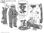 Cartoonist Steve Kelley  Steve Kelley's Editorial Cartoons 2009-08-13 five