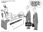 Cartoonist Steve Kelley  Steve Kelley's Editorial Cartoons 2009-09-02 trade