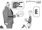 Cartoonist Steve Kelley  Steve Kelley's Editorial Cartoons 2010-01-13 baseball