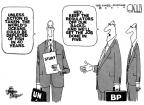 Cartoonist Steve Kelley  Steve Kelley's Editorial Cartoons 2010-05-20 regulation
