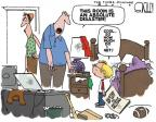 Cartoonist Steve Kelley  Steve Kelley's Editorial Cartoons 2010-07-27 officer