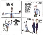 Cartoonist Steve Kelley  Steve Kelley's Editorial Cartoons 2010-07-28 want