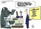 Cartoonist Steve Kelley  Steve Kelley's Editorial Cartoons 2010-08-04 summer