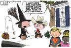 Steve Kelley  Steve Kelley's Editorial Cartoons 2010-10-15 2010 election