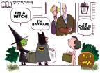 Cartoonist Steve Kelley  Steve Kelley's Editorial Cartoons 2010-10-29 political scandal