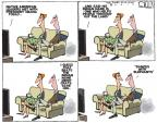Cartoonist Steve Kelley  Steve Kelley's Editorial Cartoons 2010-12-17 bipartisan