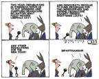 Cartoonist Steve Kelley  Steve Kelley's Editorial Cartoons 2011-01-05 matter