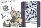 Cartoonist Steve Kelley  Steve Kelley's Editorial Cartoons 2011-01-06 cat