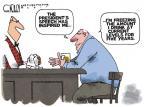 Cartoonist Steve Kelley  Steve Kelley's Editorial Cartoons 2011-01-28 five