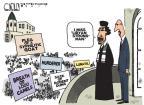 Cartoonist Steve Kelley  Steve Kelley's Editorial Cartoons 2011-03-01 protest