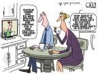 Cartoonist Steve Kelley  Steve Kelley's Editorial Cartoons 2011-03-03 Charlie
