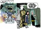 Cartoonist Steve Kelley  Steve Kelley's Editorial Cartoons 2011-03-11 Wizard of Oz