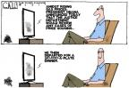 Cartoonist Steve Kelley  Steve Kelley's Editorial Cartoons 2011-04-24 $10