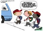 Cartoonist Steve Kelley  Steve Kelley's Editorial Cartoons 2011-05-20 boy