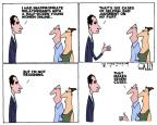 Cartoonist Steve Kelley  Steve Kelley's Editorial Cartoons 2011-06-08 seven